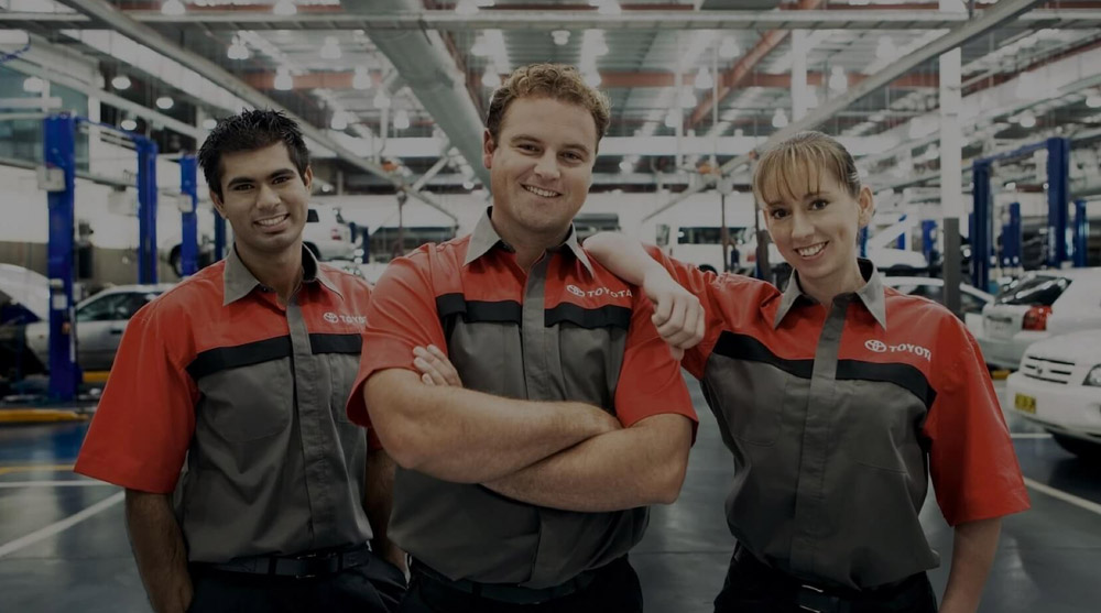 Toyota Services